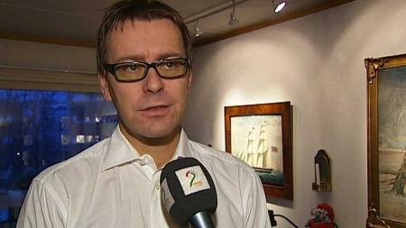 HØY TERSKEL: Det skal mye til for at noen regnes som utilregnelig, sier rettspsykolog Pål Grøndahl. (Foto: TV 2)
