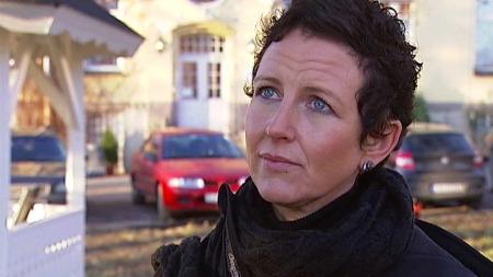 HAR OPPLEVDE RØMMINGER: Anne Kristine Bergem avdelingsoverlege på Dikemark. (Foto: Magnus Nøkland)
