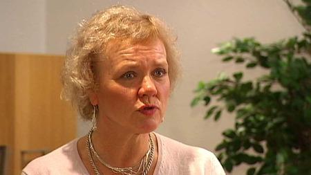 REPRESENTERER DATTEREN: Bistandsadvokat Anne Kristine Bohinen. (Foto: Olav T. Hustad Wold)