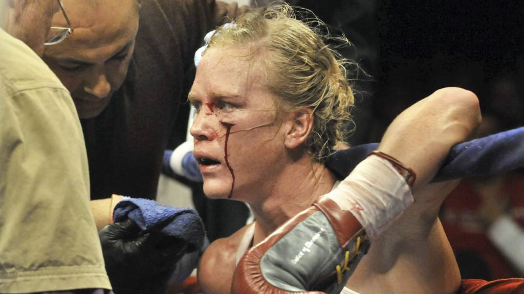 Holly Holm instagram account hacked    | Sherdog Forums
