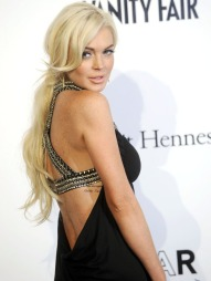 Lindsay Lohan (Foto: CM.Augustin/face to face)
