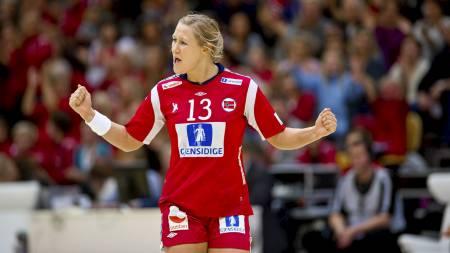Marit Malm Frafjord (Foto: Skibstad, Kent/Scanpix)