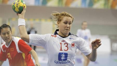 Marit Malm Frafjord (Foto: Kallestad, Gorm/Scanpix)