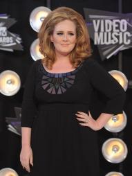 Adele (Foto: Vanstory Debbie)