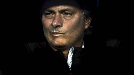 José Mourinho (Foto: Daniel Ochoa de Olza/Ap)