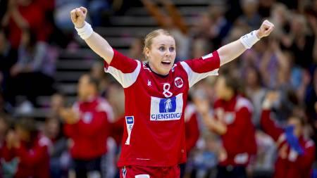 Karoline Dyhre Breivang (Foto: SCANPIX NORWAY/Reuters)