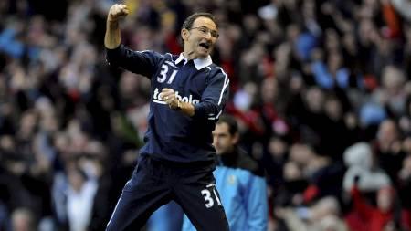 Martin O´Neill har virkelig fått sving på Sunderland (Foto: NIGEL RODDIS/Reuters)