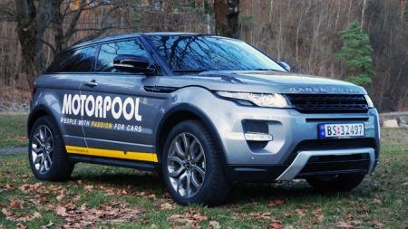 Range-Rover-Evoque.-forfra (Foto: Benny Christensen)