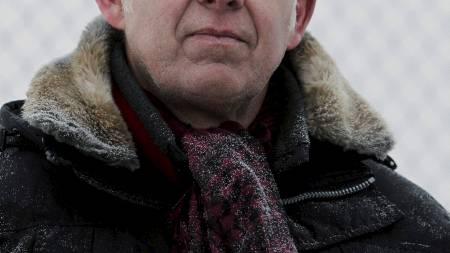 Petter Nome (Foto: Aas, Erlend/SCANPIX)