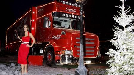 Coca Cola (Foto: Suzan/Pa Photos)