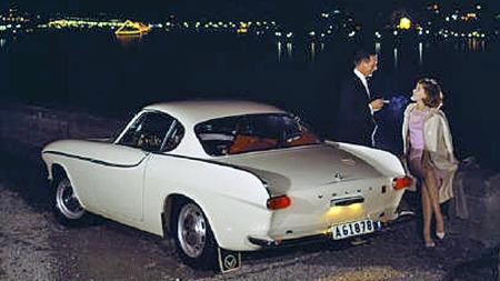 Den opprinnelige sportscoupeen fra Volvo ble raskt en klassiker, ikke minst takket være statusen som