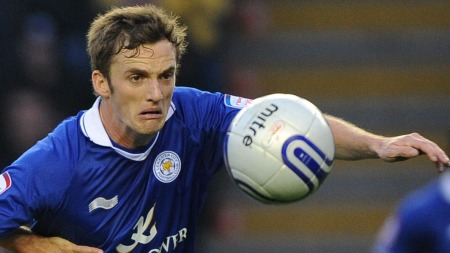 Leicesters Andy King (Foto: Nigel FrenchNIGEL FRENCH/PA PHOTOS/SCANPIX)