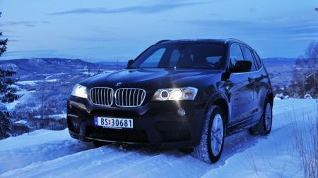 BMW X3 hovedbilde