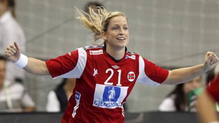 Gøril Snorroeggen (Foto: Kallestad, Gorm/Scanpix)