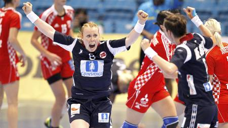 Karoline Dyhre Breivang (Foto: Kallestad, Gorm/Scanpix)