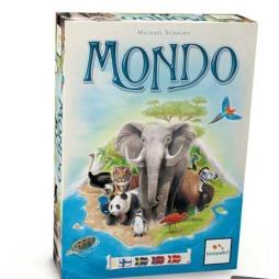 «Årets familiespill»: Mondo
