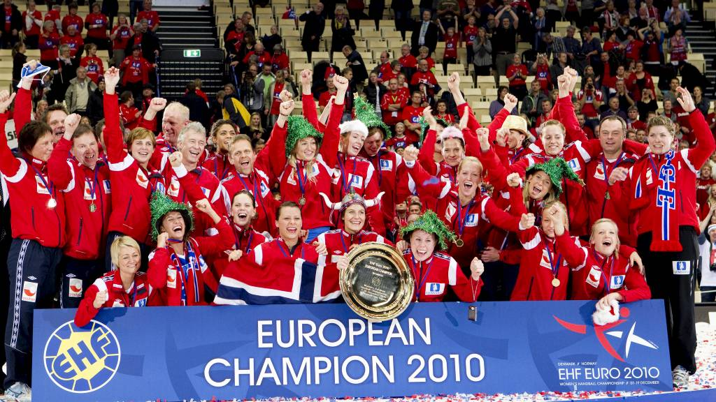 Norge EM 2010 (Foto: Kallestad, Gorm/Scanpix)