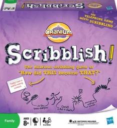 «Årets selskapsspill»: Cranium Scribblish