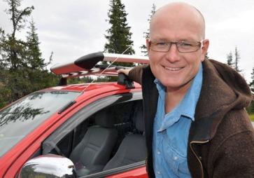 Jan Erik kommer aldri til å glemme Viggen og Aero-modellene fra Saab.