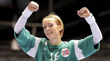 Katrine Lunde Haraldsen (Foto: Kallestad, Gorm/Scanpix)