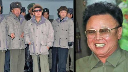 DØD: Kim Jong-il tok betegnelsen «Den Store Leder» om seg selv. Han ble 69 år gammel.  (Foto: AFP)
