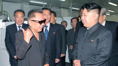 Kim Jong-il og Kim Jong-un (Foto: Reuters)