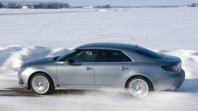 """Kald bil på """"full pinne"""" er bilmisshandling mener Broom-Benny. Illustrasjonsbilde."""