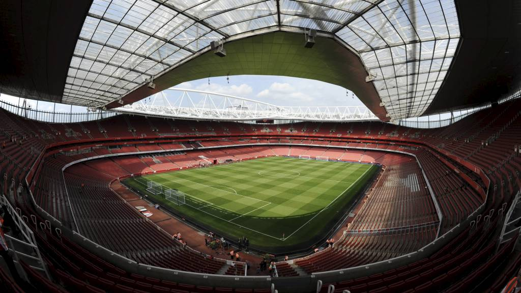 Arsenal-kampen blir utsatt på grunn av streik. (Foto: Neil Tingle/Pa Photos)