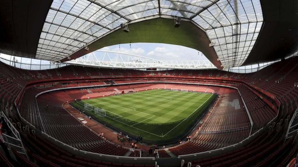 Arsenal-kampen blir utsatt på grunn av streik. (Foto: Neil Tingle/Pa Photos)