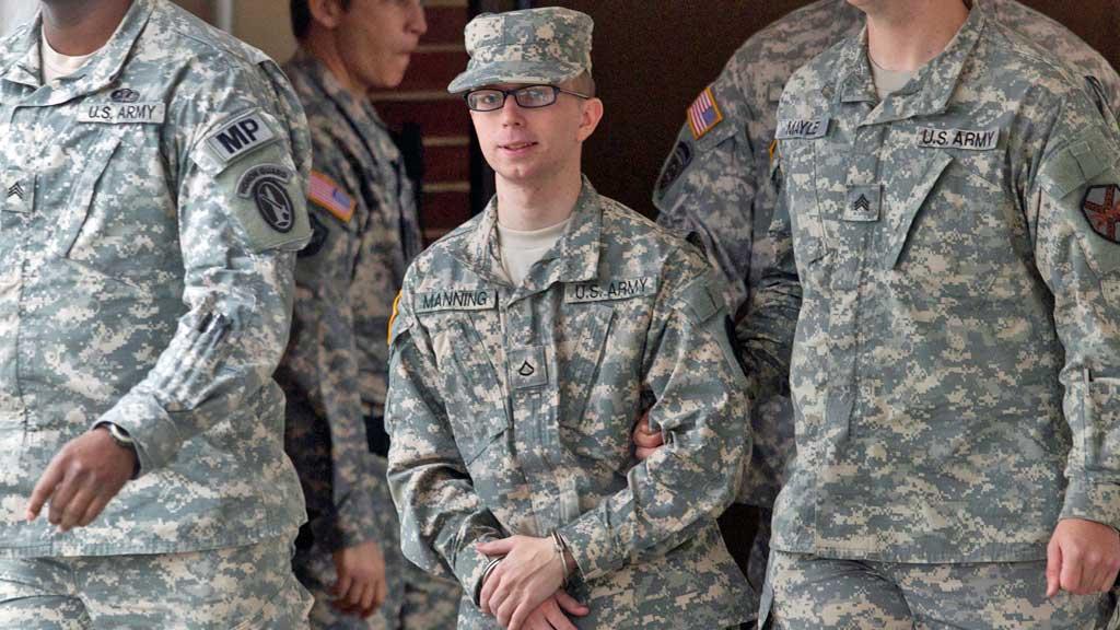 Bradley Manning (Foto: Reuters)