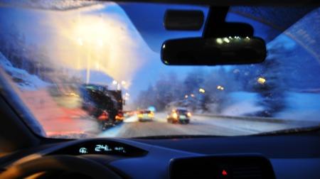 Masse snø og fuktighet gir duggproblemer. Særlig når klimaanlegget er slått av for å spare strøm.