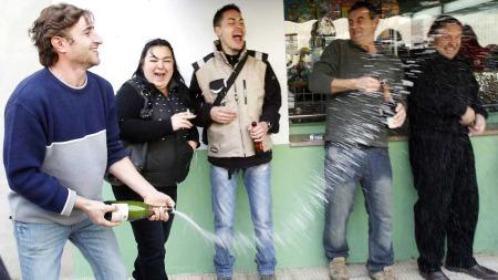 Gordo festing (Foto: AFP)