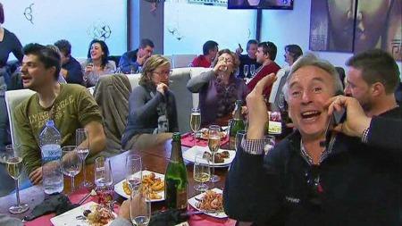 Gordo premie festing (Foto: APTN)