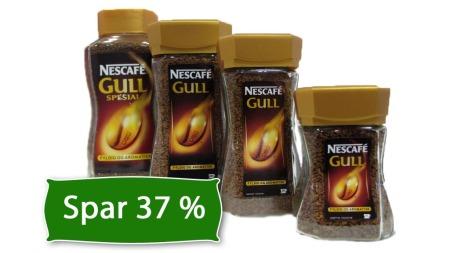 Nescafe (Foto: Lisa Dyremyhr   Bakke)