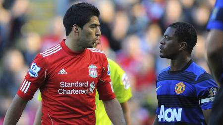 Liverpool-Manchester United 2011 (Foto: ANDREW YATES/Afp)