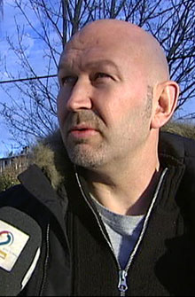 - USTABIL: Bombeekspert Per Nergaard i Norsk folkehjelp mener bilbomben kunne gått av hvor som helst. (Foto: TV 2)