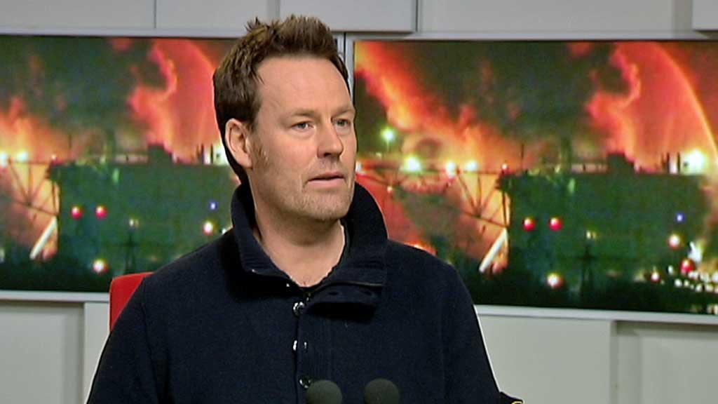 Nils Bøhmer (Foto: TV 2)