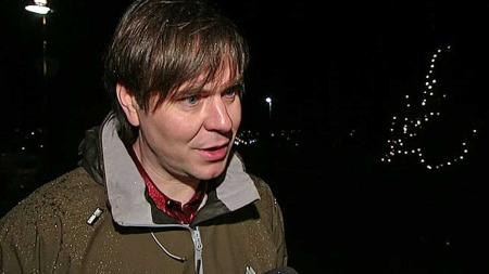 Alfred Bjørlo (V) ordfører i Eid kommune. (Foto: TV 2)