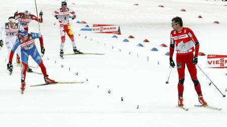 Petter Northug. (Foto: Åserud, Lise/Scanpix)