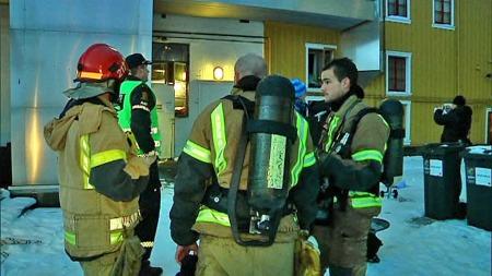Alle nødetatene rykket ut til gasseksplosjonen på vertshuset i Tromsø sentrum.