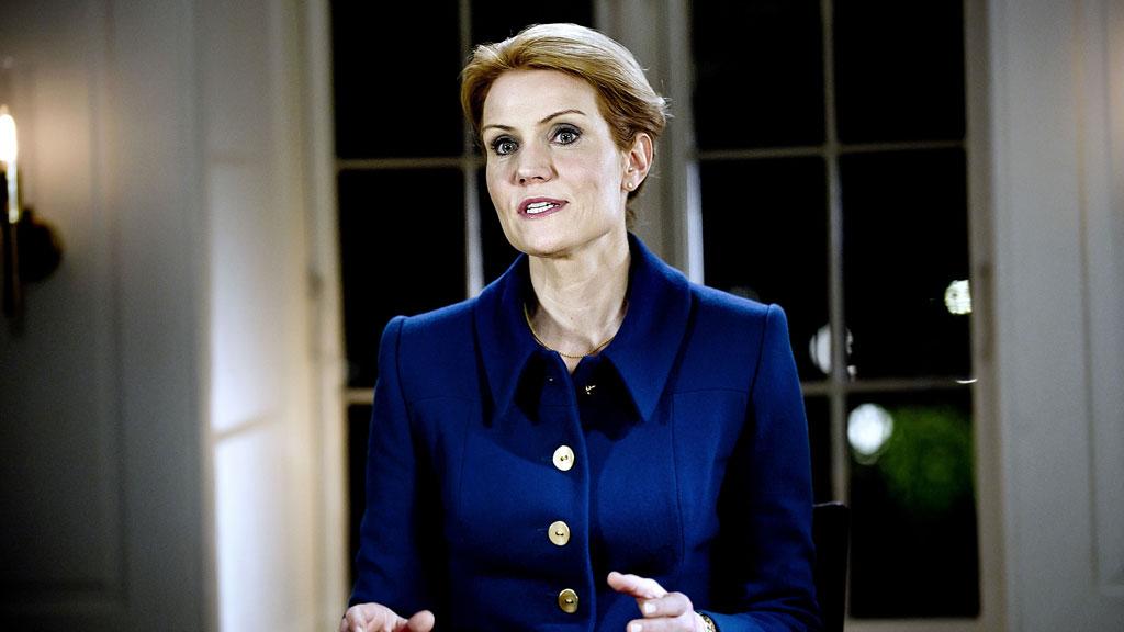 LINKES TIL BRUSSEL: Danmarks statsminister Helle Thorning-Schmidt kobles til toppvervet som president i EU-kommisjonen når det blir ledig i 2014. (Foto: AFP)