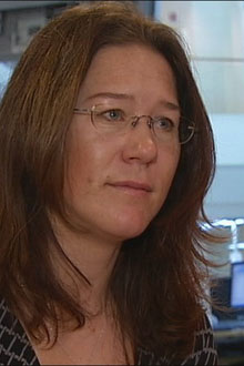Ekspert på ytringsfrihet Anine Kierulf. (Foto: TV 2 )