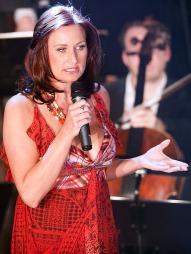 NY ROLLE: Etter Hotel Cæsar har Lene Elise Bergum «Alex» blitt   mamma. (Foto: Nigel Waldron, ©ps)