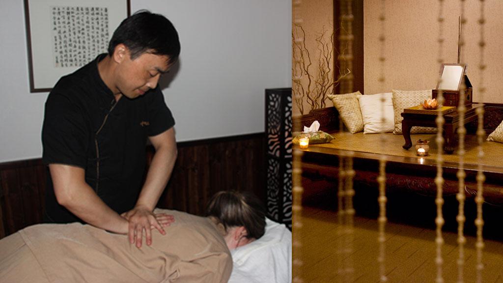 NY ENERGI: Kinesisk massasje er blant verdens eldste massasjer,  og skal gi dyp avslapning og tilføre energi.