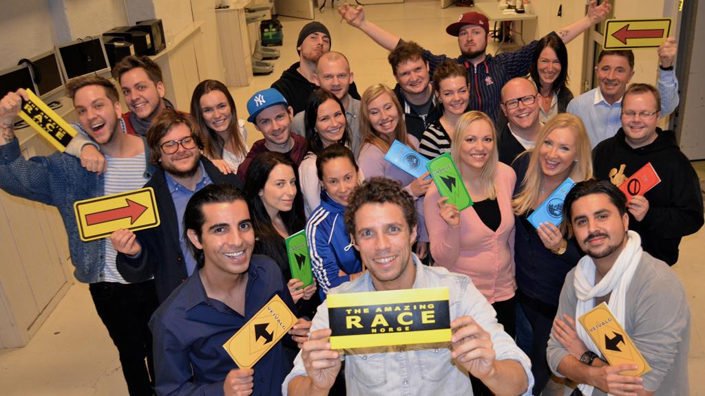 Amazing Race (Foto: Beate Sneve Larsen)