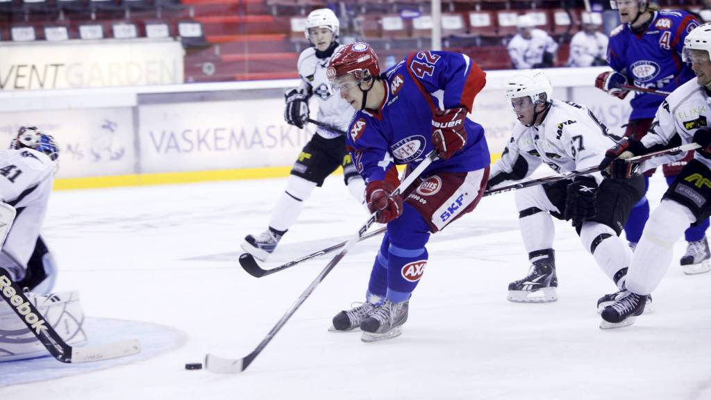 Fredrik Csisar er tilbake i Vålerenga. (Foto: Johansen, Erik/NTB scanpix)