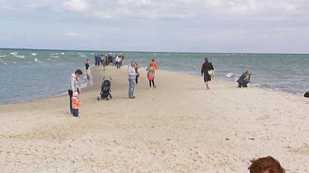 Hvor i Danmark finner du denne stranden? (Foto: Erik Manshaus)