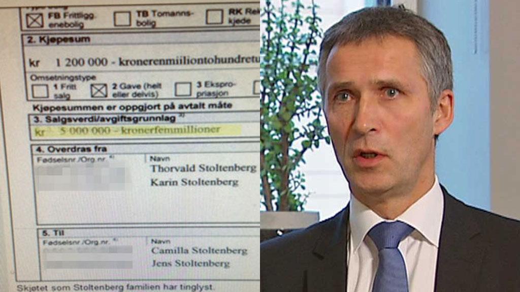 faksimile stoltenberg (Foto: 02255-tipser/TV 2)