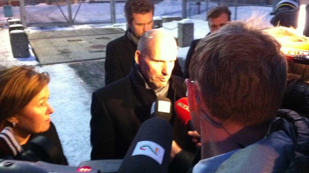 TILREGNELIG: Anders Behring Breiviks forsvarere vil i retten argumentere for at han er tilregnelig.  (Foto: Birger Henriksen/TV  2)