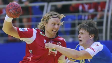 Erlend Mamelund (Foto: ANDREJ ISAKOVIC/Afp)